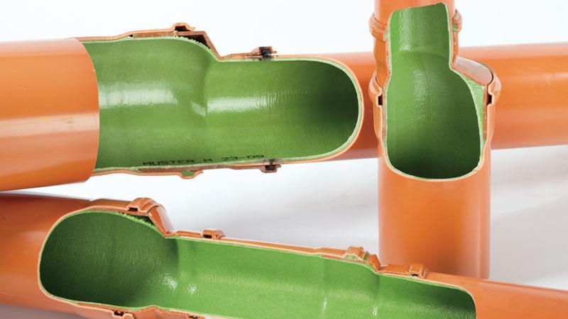 Kanalsanierung und grabenlose Rohrsanierung