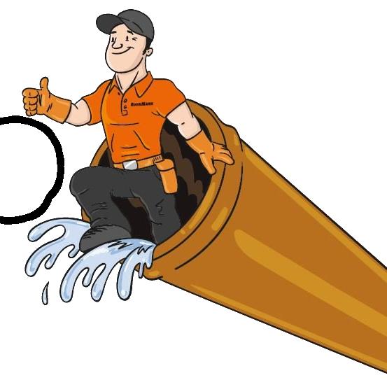 Rohrmann kanal dichtheitsprüfung