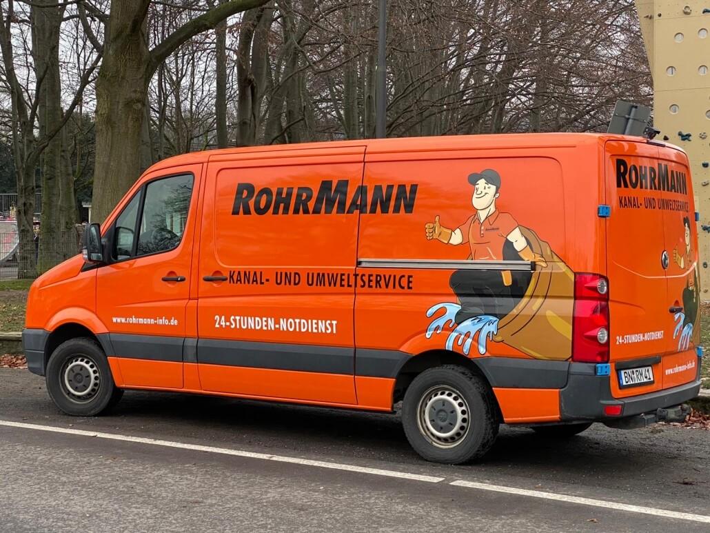 Rohrmann - rohrreinigung in Bonn und Umgebung
